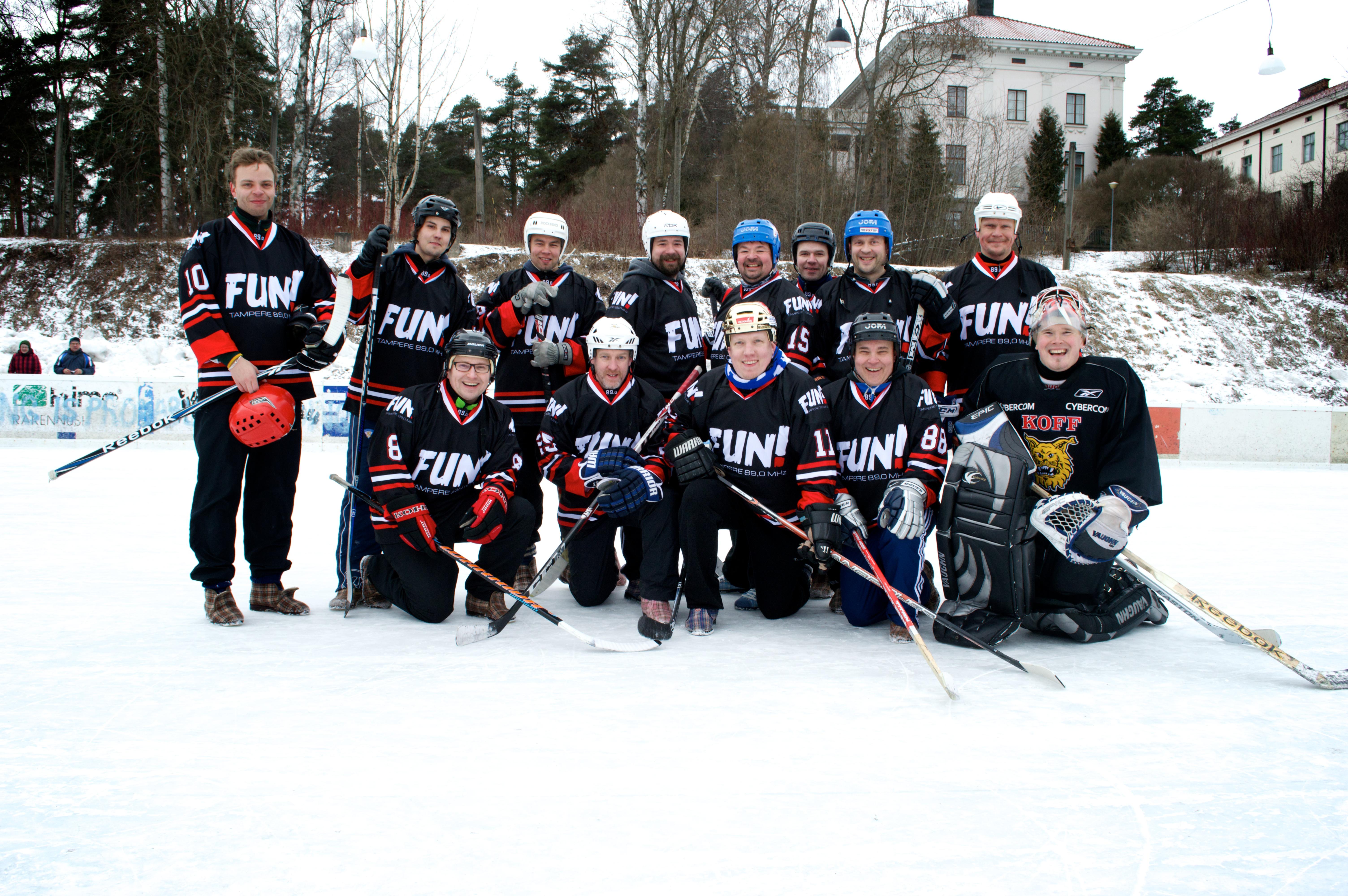Fun Tampere, Kuva: Anu Laitila