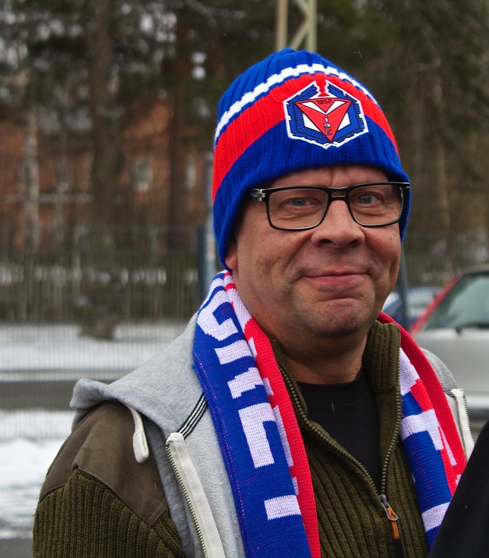 Pate Mustajärvi  Kuva: Sakari Partio